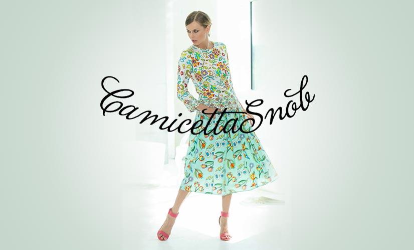 Camicetta Snob - abbigliamento donna - Collezione PE2020