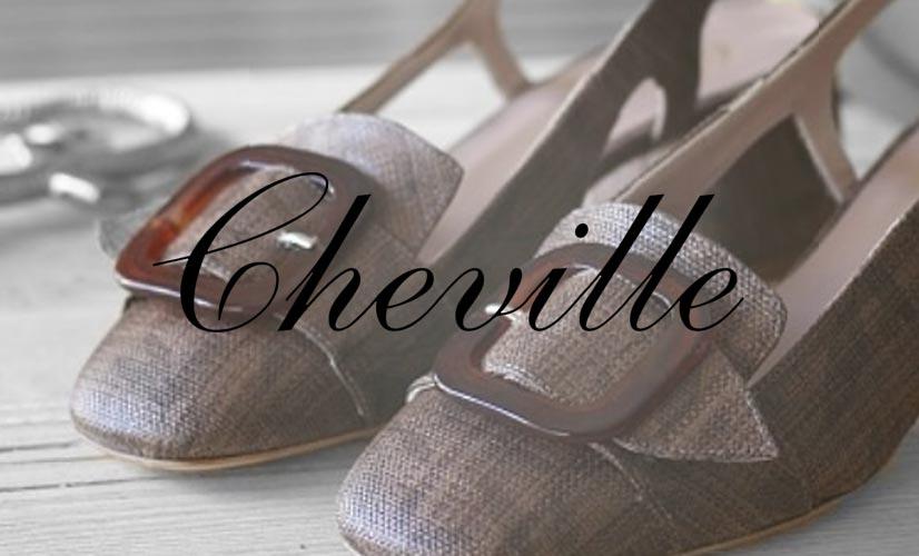 Cheville - calzature donna - Collezione PE2020