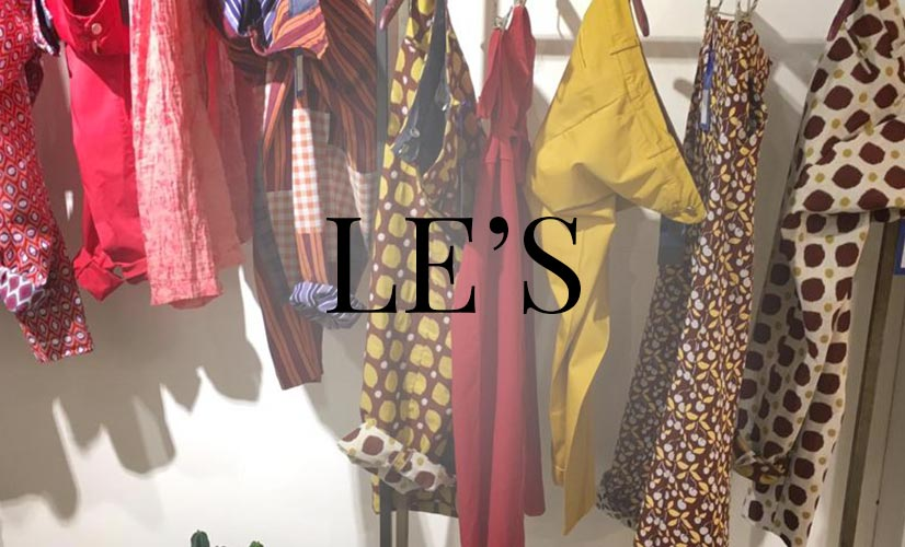 Le's - abbigliamento donna - Collezione PE2020